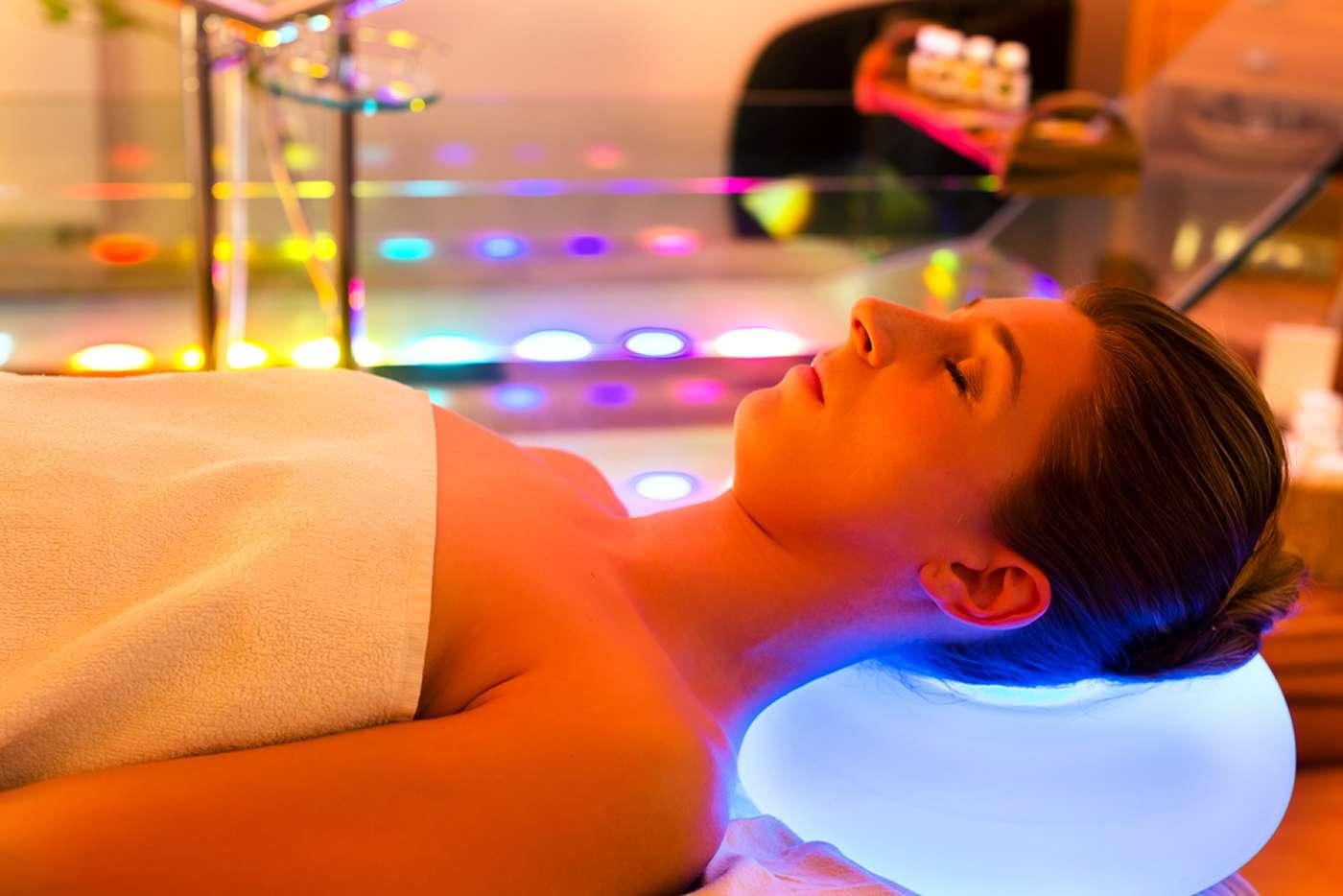 utiliser appareil luminotherapie
